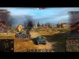 World Of Tanks Девяностик не Осилил 9 Фрагов и 6,000 Урона на AMX 13 90