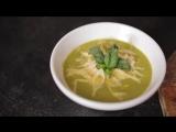 Диетический суп на 100 ккал. Простой рецепт.