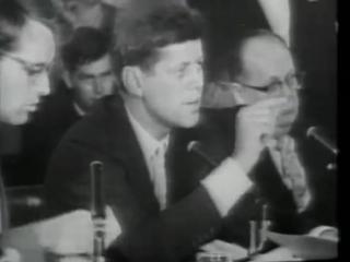 Мафия под прицелом - Клан Кеннеди и кланы мафии (3 серия)