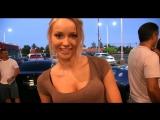 Раскованная блондинка Staci Carr Public Blonde Staci Carr