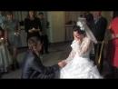 снятие фаты (наша свадьба 13.10.2012)