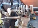 Skoda Superb замена передних амортизаторов
