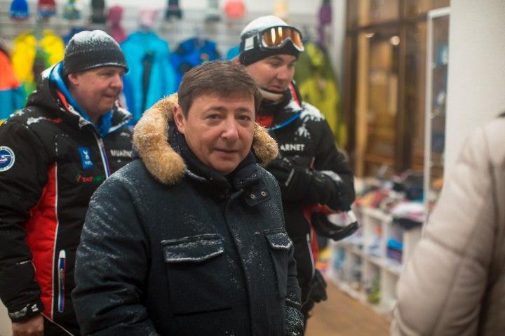 Александр Хлопонин посетил всесезонный курорт «Архыз»