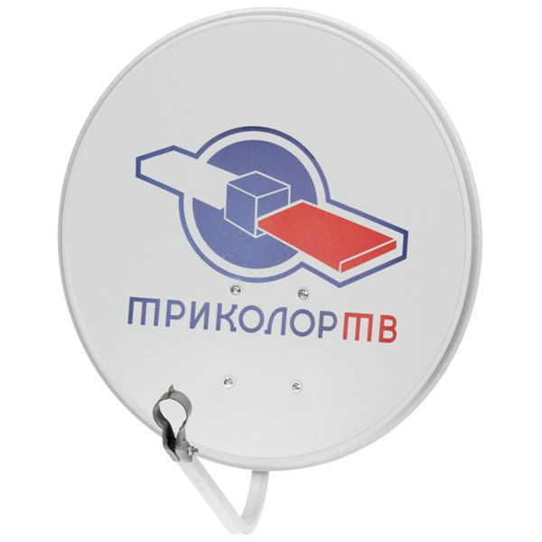 Комплект спутникового тв CTB-0.55, Триколор