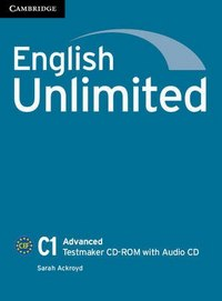 Cd-rom. english unlimited c1. advanced (+ audio cd), Cambridge University Press