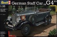 Германский обслуживающий автомобиль g4 1935, Revell (Ревелл)