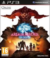 Blu-ray. final fantasy xiv: a realm reborn. standart edition (ps3), Square Enix