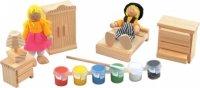 """Набор для творчества """"спальня"""", Мир деревянных игрушек (МДИ)"""