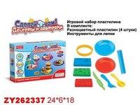 """Игровой набор пластилина """"сделай сам десерты и завтраки"""", Zhorya"""