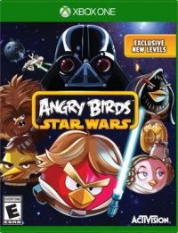 Blu-ray. angry birds star wars (xbox one), Новый диск