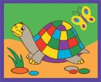 "Картинка из песка ""черепаха"", Дрофа-Медиа"