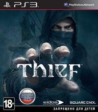 Blu-ray. thief (ps3), Новый диск