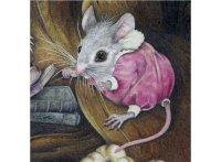 """Набор для вышивания """"домашний мышонок"""", Белоснежка"""