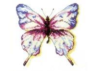 """Набор для вышивания """"эффект бабочки"""", Белоснежка"""