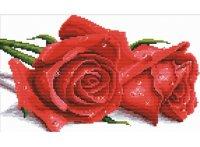 """Набор для вышивания """"красные розы"""", Белоснежка"""