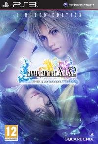 Blu-ray. final fantasy x/x-2 hd remaster (ps3), Новый диск