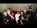 VIDEO MESSAAGE GOT7 @ Merry Christmas