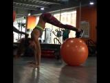 Тренируемся с Изабель Гулар 7