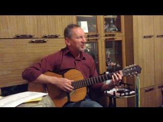 Квартирник 23.10.2015 г. Олег - поэт и музыкант из Днепропетровска.