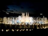 Цветной фонтан в Царицыно. Москва 2015