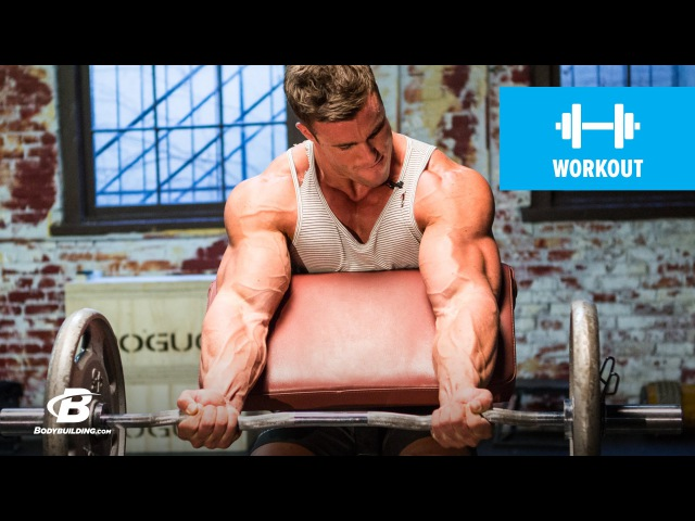 Calum Von Mogers Old School Bodybuilding Arms Workout | Armed and Ready