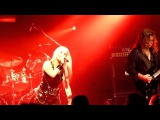 Dio Disciples with doro 12 Heaven and Hell