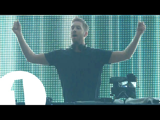 Calvin Harris from Radio 1 in Ibiza 2015