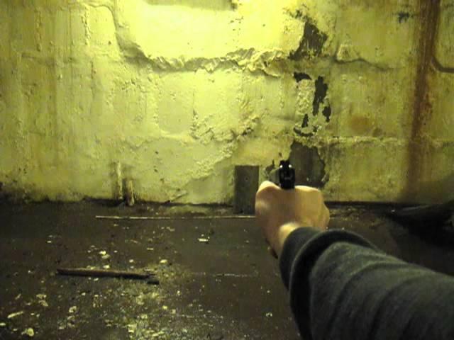 ТТ-Т проба работы пистолета