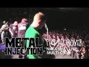 PIG DESTROYER Natasha Exclusive Live at TEMPLES FEST   Metal Injection