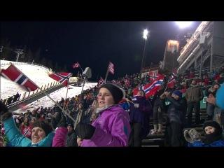 Kenneth Gangnes - 99m - Lillehammer 2015 - 2 seria - WINNER!