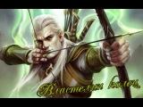 Властелин колец 4 -7- В гости к Леголасу (minecraft The Lord of the Rings 1 7 10)