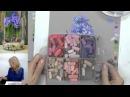 Онлайн мастер-класс Елены Таткиной «Цветы в пастели»