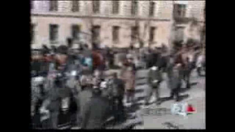 БТ пра акцыю апазіцыі - 23 сакавіка 1997 году ч2
