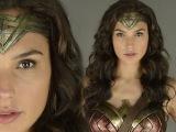 Самый детальный взгляд на костюм Чудо-женщины из фильма