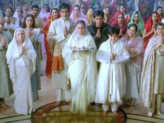 Клип Kabhi Khushi Kahbhie Gham - к празднику Дивали
