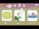 The S Chant   Phonics and Vocabulary   Think Read Write   ELF Learning