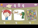 The Q Chant   Phonics and Vocabulary   Think Read Write   ELF Learning