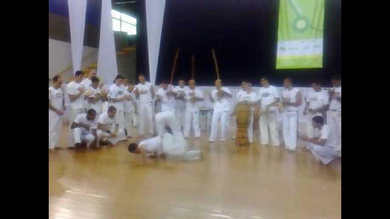 Jogo de amazonas - abada-capoeira