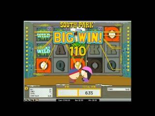 Большой выигрыш в казино видеослот аппарат