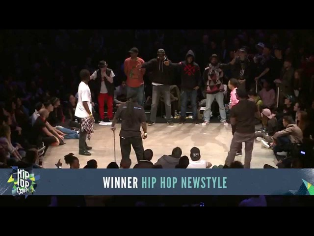 Finale Newstyle : PARADOX (NED) vs BEN (GER)