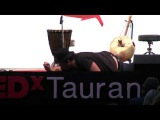Can 1000 people who just met, make music together? | Rhythm Interactive | TEDxTauranga