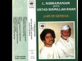 Bismillah Khan &amp L. Subramaniam - Raga Yaman, part 1