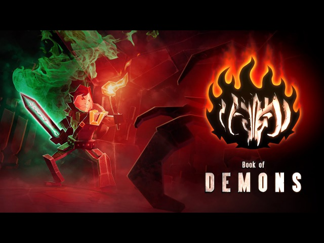 Book of Demons - Reveal Trailer
