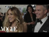 Sarah Jessica Parker and Andy Cohen on Creativity | Met Gala 2016