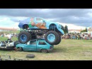 TORNADO STUNTMAN MONSTERTRUCK SHOW Teil 2
