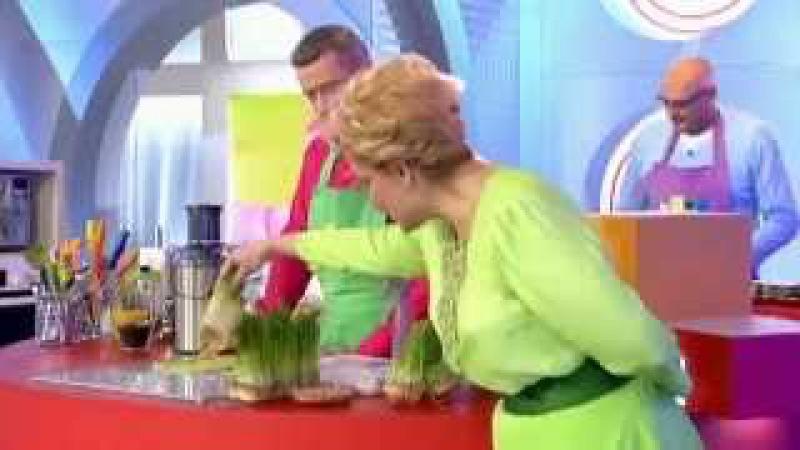 Польза ростков пшеницы Wheatgrass Елена Малышева Жить здорово