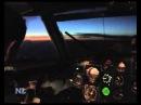 Рейс Ту 154 Москва Новосибирск съёмка экипажа