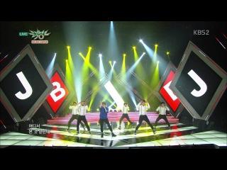 JONGHYUN 종현_데자-부 (Déjà-Boo) (feat. Zion.T)_KBS MUSIC BANK_2015.01.30