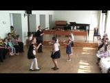 Танец с колокольчиками. 2 класс НСМШ