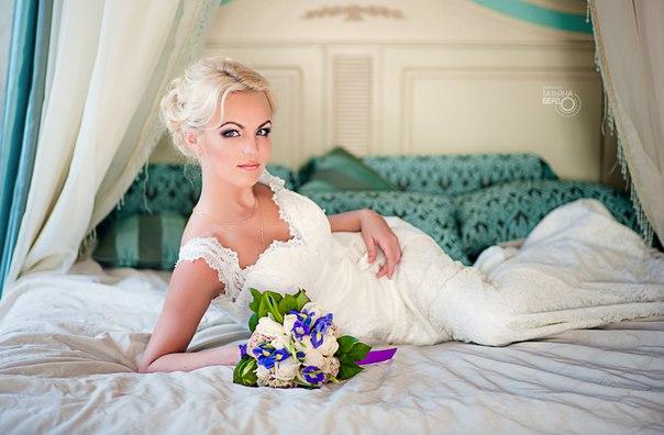 невеста раком фото